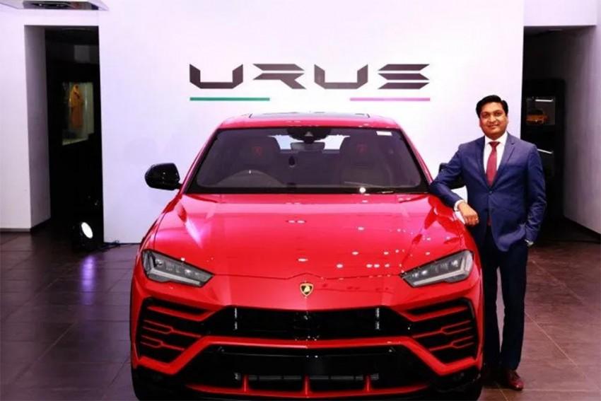 Lamborghini Urus Sales Cross Half A Century in India