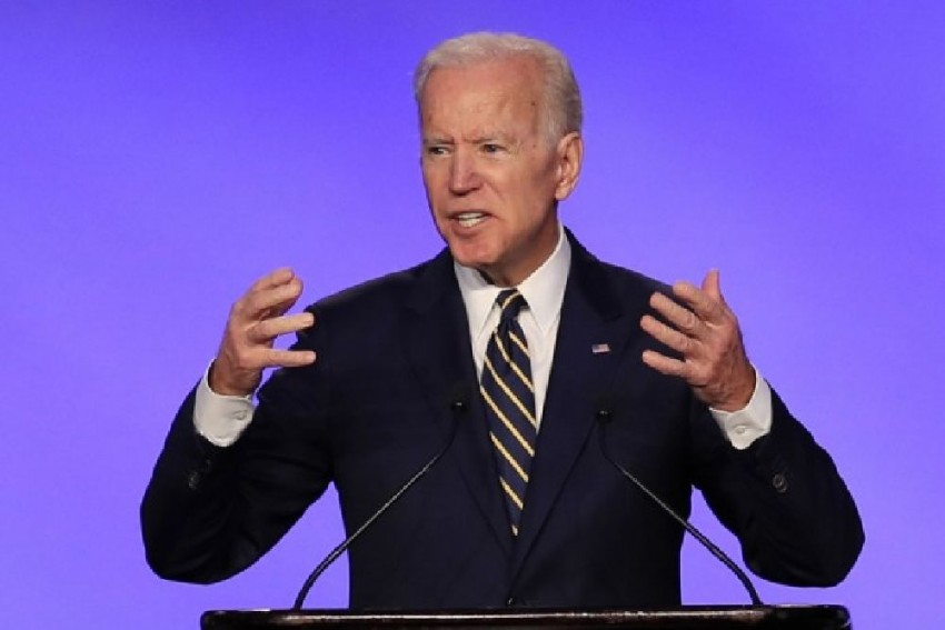 Joe Biden, In a First, Calls For Donald Trump's Impeachment