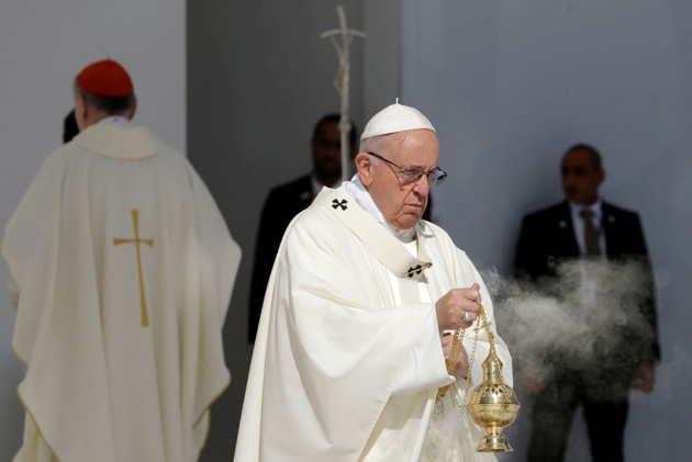 Pope Francis Accepts Resignation Of New York Bishop After Abuse Claims