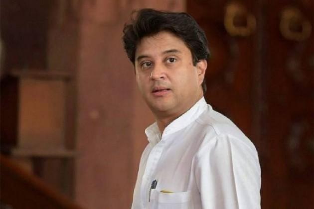 'Congress Needs To Do Some Introspection': Jyotiraditya Scindia