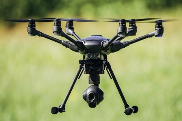 Another Pakistani Drone Spotted Flying In Punjab, Third Sighting This Week