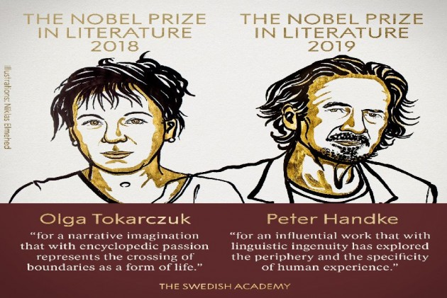 Olga Tokarczuk Wins 2018 Literature Nobel, Peter Handke Wins 2019 Award
