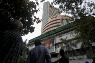 Financial Stocks Fail To Hold Their Head Above Water As Sensex Falls 297 Points