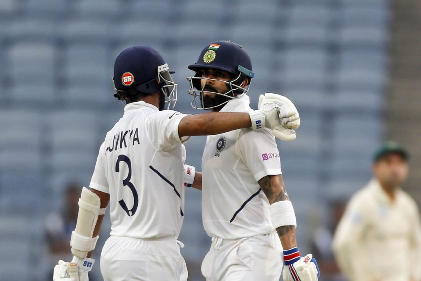 IND Vs SA: Virat Kohli Celebrates 50th Test As India Captain With 26th Century, Equals Ricky Ponting's Feat