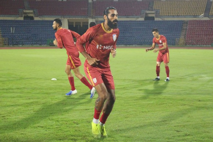 Sandesh Jhingan Out! Massive Blow To India Ahead Of FIFA World Cup Qualifier vs Bangladesh