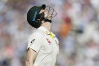 So He Is Human! Ashes Star Steve Smith Dismissed For A Duck In Sheffield Shield