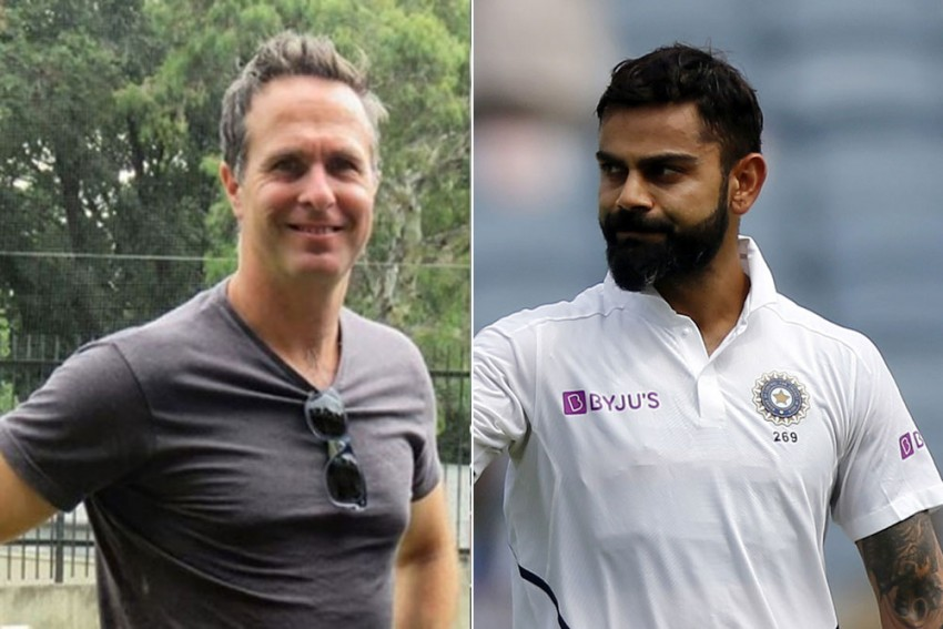 IND Vs SA: Michael Vaughan Predicts Virat Kohli Century, Then Gets Slammed For Criticising Indian Pitches