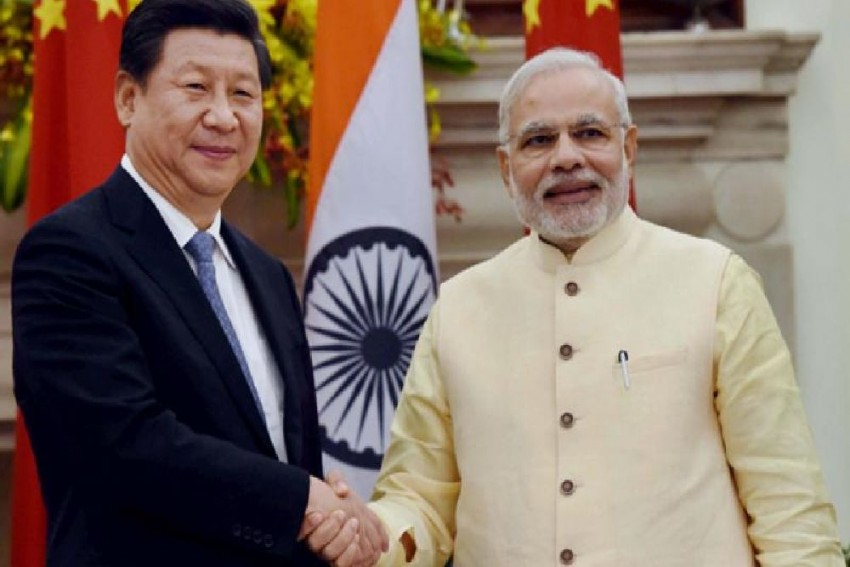 Chinese President Xi Jinping Arrives In Chennai For Informal Summit With PM Modi