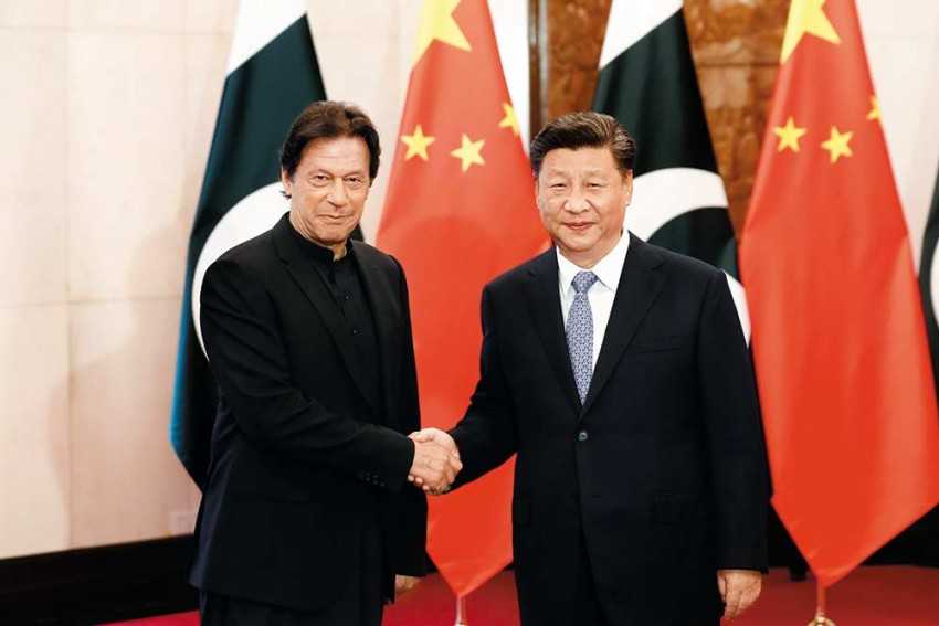 China's Support Helps Imran Khan Strut Back To Pakistan