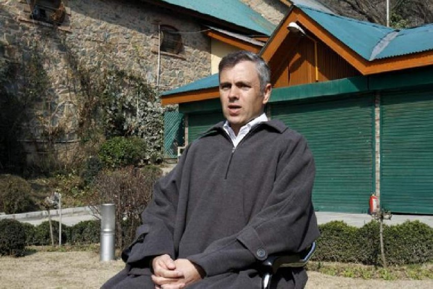 Incarcerated Omar Abdullah Meets His Sons After 68 Days