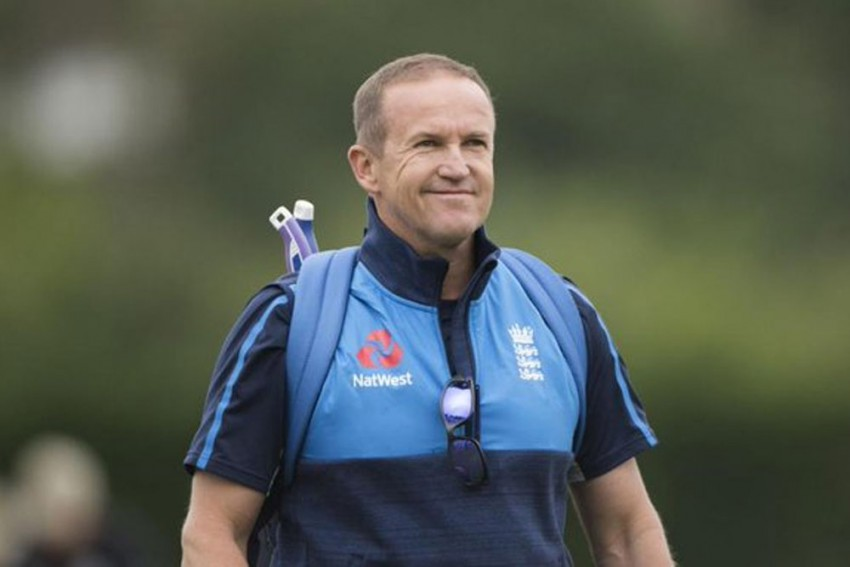 Ex-England Head Coach Andy Flower Leaves ECB After 12 Years