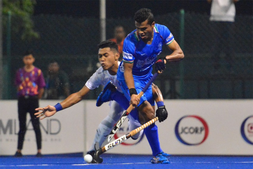 Sultan Of Johor Cup: Indian Beat Hosts Malaysia 4-2 In Tournament Opener