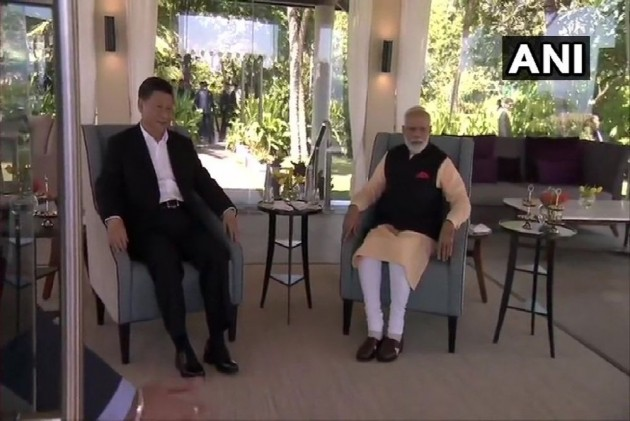 PM Modi, Xi Jinping Conclude Second Round Of Talks At Informal Summit