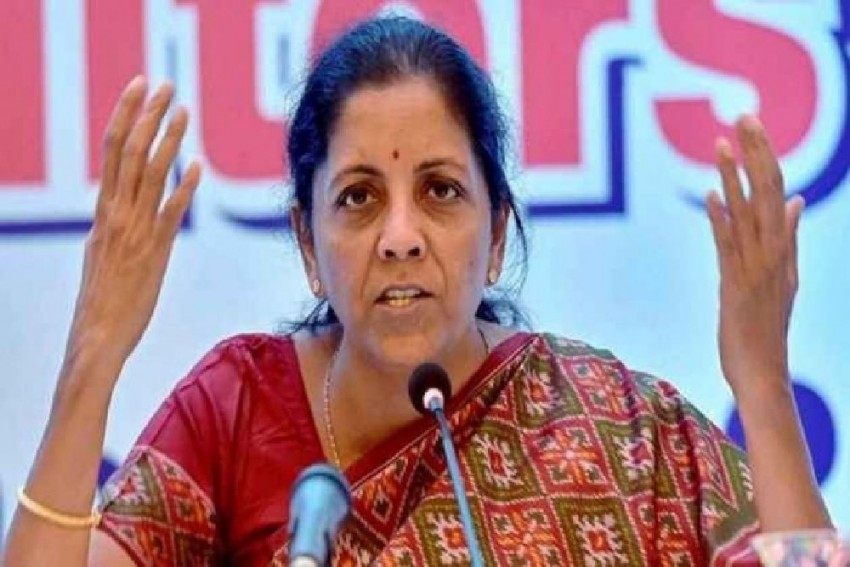 Can't Just Damn GST, It's Law Now: Finance Minister Nirmala Sitharaman