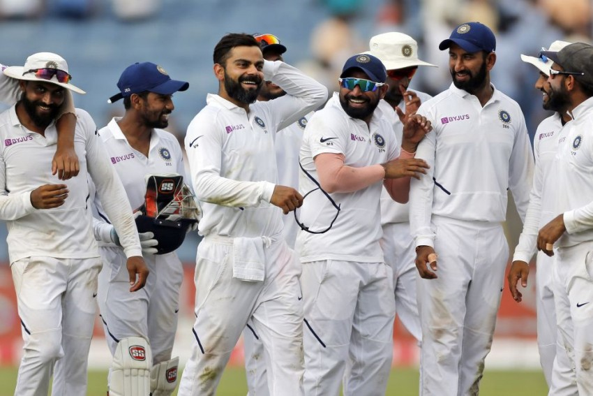 Record-breaking Indian Cricket Team Crushes South Africa, Seals Test Series