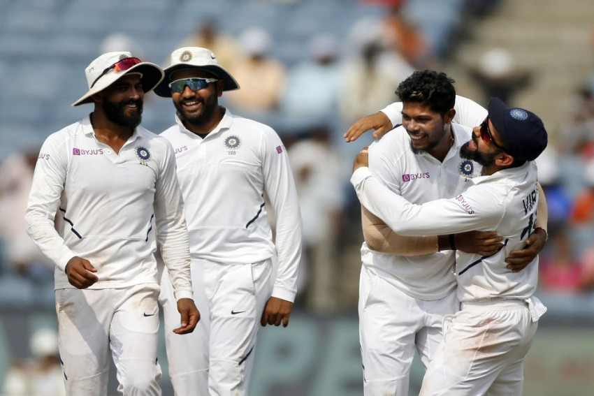 India vs South Africa, 2nd Test, Day 4, Pune, Highlights: Dominant IND Humble SA, Clinch Series