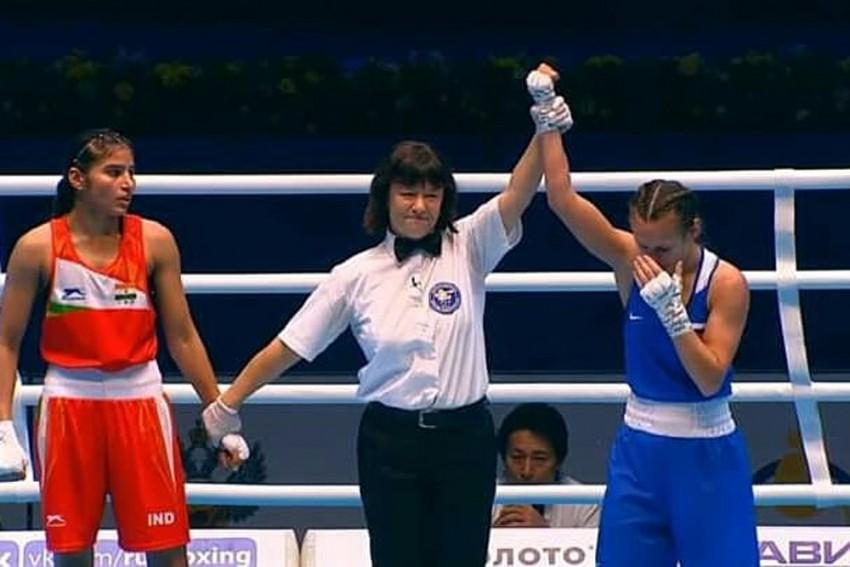 Women's World Boxing Championships: Manju Rani Ends Phenomenal Run With Silver Medal