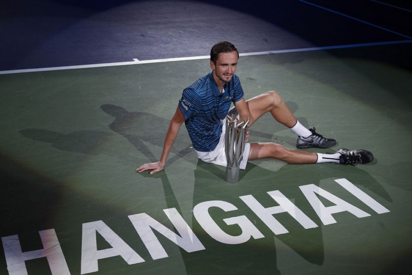 Shanghai Masters: Daniil Medvedev Thumps Alexander Zverev To Claim Fourth Title Of A Spectacular Year