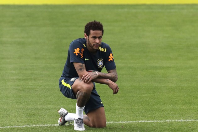 Injury Scare For Neymar As PSG Star Makes Early Exit In Brazil's 1-1 Draw With Nigeria