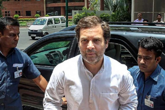 'Youth Ask For Jobs, BJP Shows Them Moon': Rahul Gandhi Takes A Dig At PM Modi