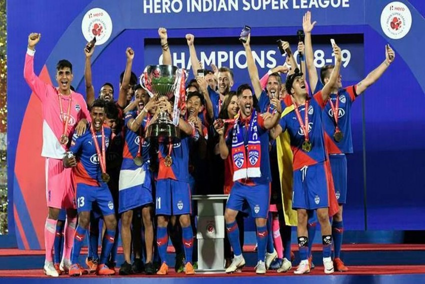 It's Official -- Indian Super League, Not I-League To Be Indian Football's Premier League
