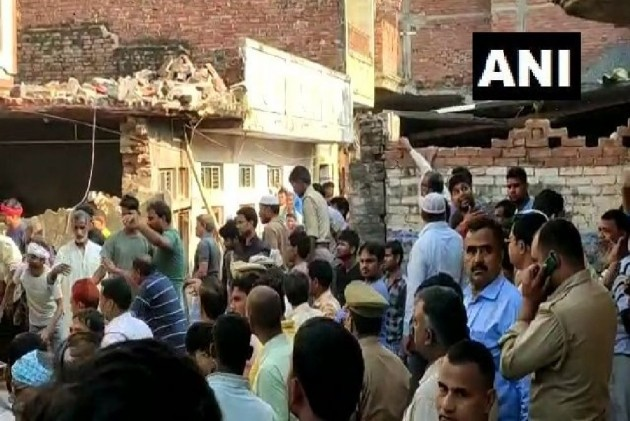 12 Killed, 15 Injured In Cylinder Blast In Uttar Pradesh's Mau
