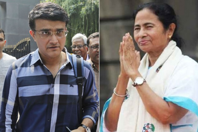 Sourav Ganguly All Set To Become BCCI Boss: Mamata Banerjee Joins Fans In Celebration, Says Looking Forward To Great New Innings