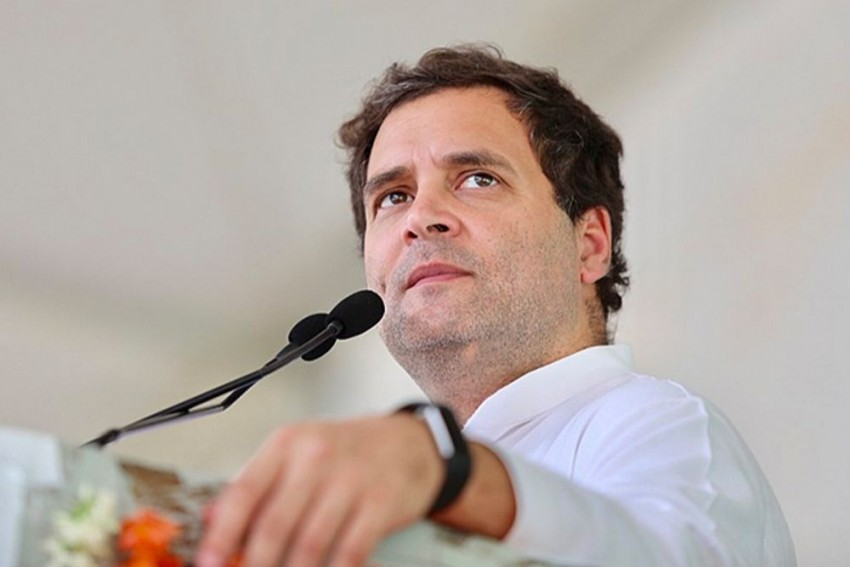 'Abhijit Banerjee Conceptualised NYAY, Modinomics Boosting Poverty': Rahul Gandhi