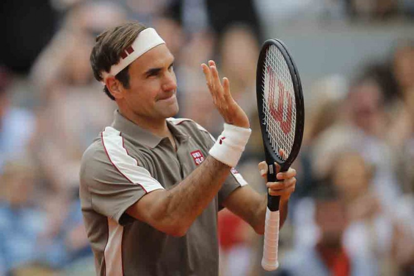 Olympic Gold Lures Roger Federer To Tokyo Games