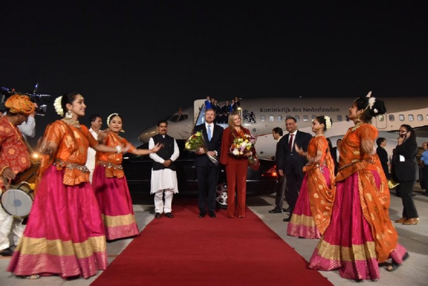 Dutch King's Visit Indicates India's Emergence As New Investment Destination For West