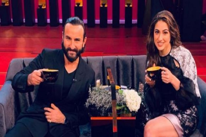 Koffee With Karan Time Machine: Saif Ali Khan Discussing Kareena, Shahid And Sara Revisited