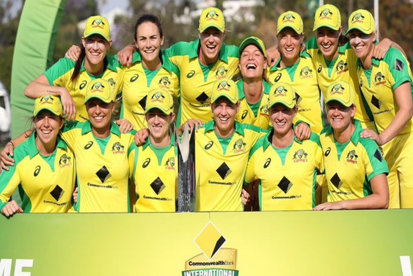 Cricket Australia Commits To Pay Parity For Women's World T20