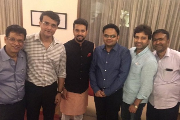 These Are The Men To Rule Indian Cricket: Former India Captain Sourav Ganguly Unveils New Team BCCI - Know Them All