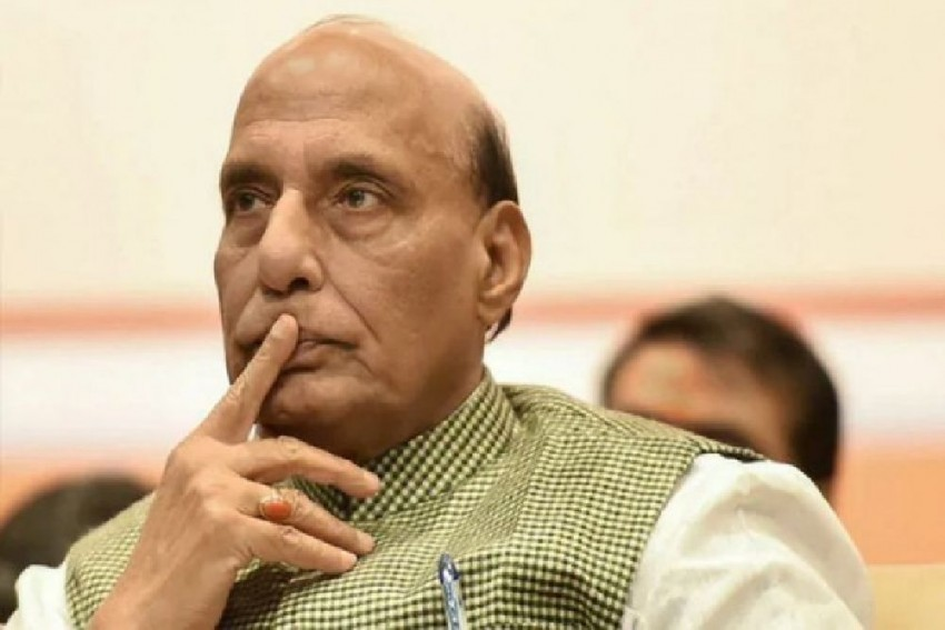 'We Could Have Struck Balakot Sitting In India If We Had Rafale': Rajnath Singh
