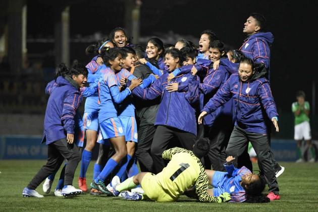 India Defeat Bangladesh In Penalties To Win SAFF U-15 Women's Title