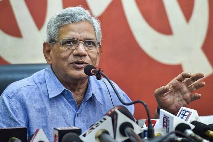 Govt Against 'Thinkers', Fosters Atmosphere To Destroy Critical Thinking: Sitaram Yechury