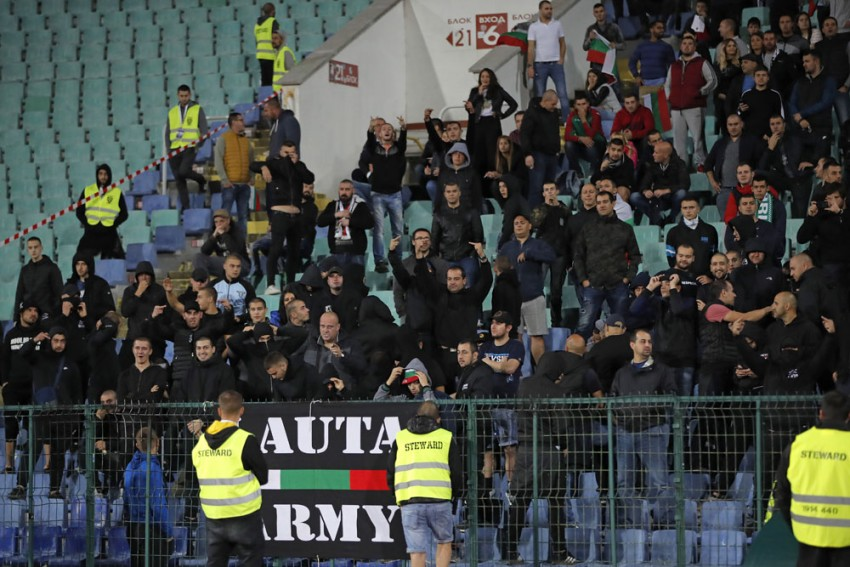 Euro 2020 Qualifier: England Players Subjected To Racist Chants In Bulgaria