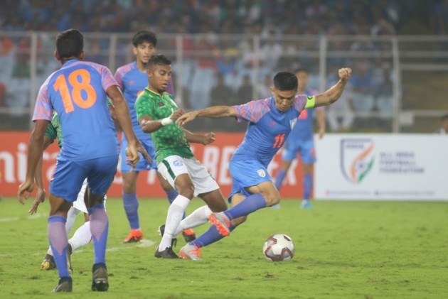 2022 FIFA World Cup Qualifier: 'Silly Goal' Lets Bangladesh Snatch Point Vs India
