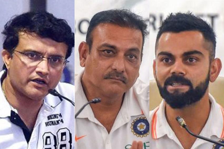 ICC Test Championship: Virat Kohli And Ravi Shastri Ready Or Not, Sourav Ganguly Ready To Change India's Stand On Massive Issue