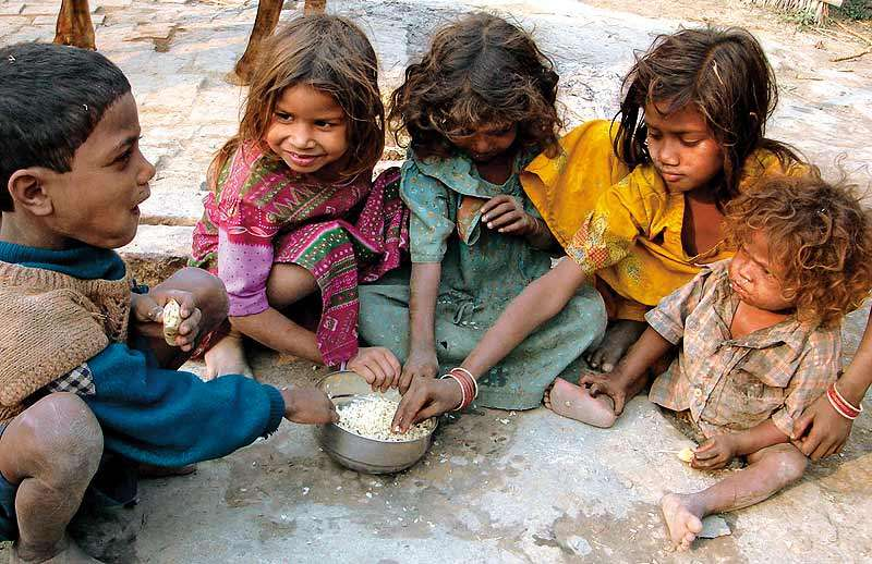 India Ranks 102 On Global Hunger Index, Behind Pakistan, Bangladesh