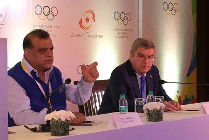 India Gymnastics Boss Sudhakar Shetty Has No Interest In Sports And Forges Signatures, IOA Chief Narinder Batra Writes To International Bodies