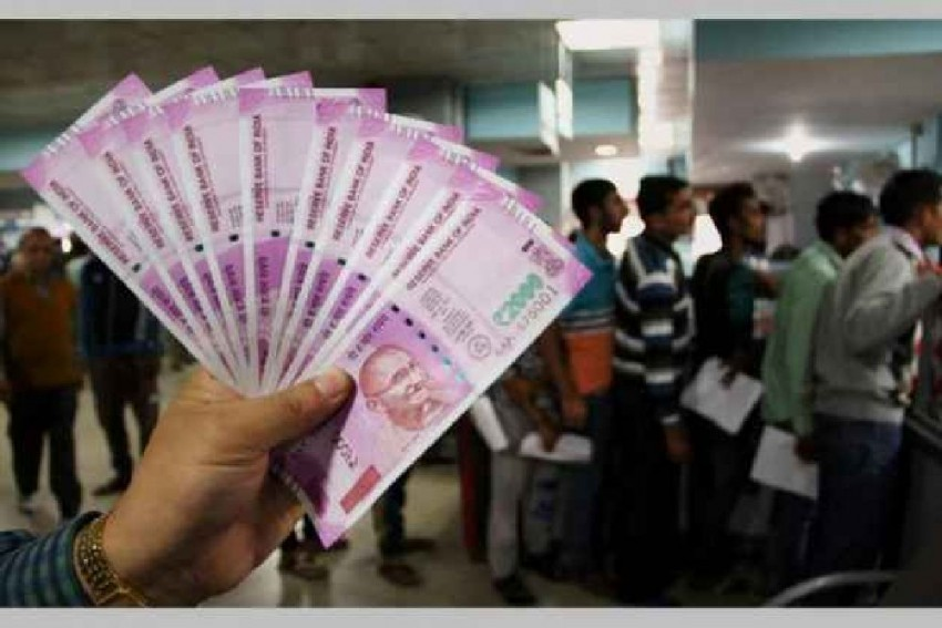 No Rs 2,000 Note Printed This Year, Says RBI In Reply To RTI Inquiry