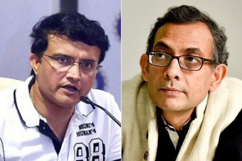 Sourav Ganguly Hopes To Meet Abhijit Banerjee, Shares What Makes Nobel Laureate's Achievement 'Terrific'