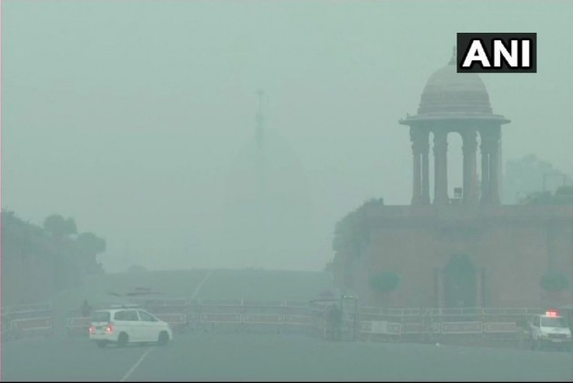 Many Areas In Delhi-NCR Record 'Very Poor' Air Quality