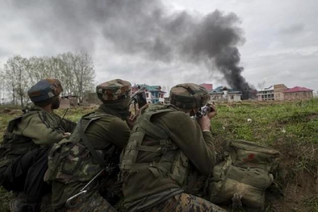 Three Militants Killed In Kashmir's Anantnag