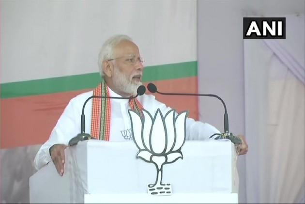 Savarkar's Sanskar Basis Of Nation Building, Says PM Modi In Maharashtra
