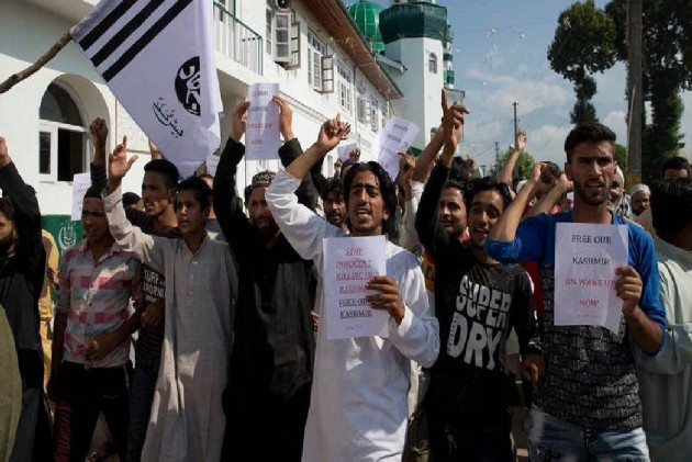 Man Behind Protests In 'No-Go-Zone' Soura Arrested By Kashmir Police