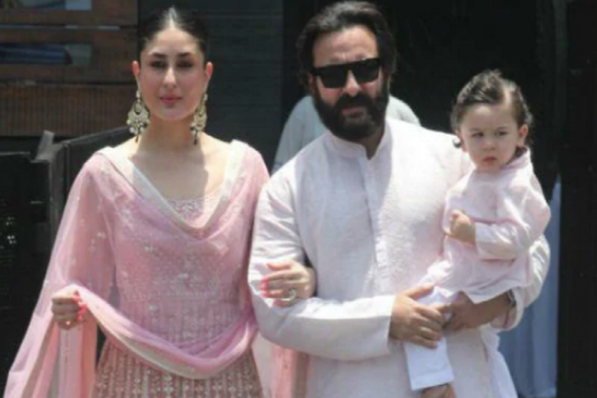 Saif Khan Leaves Secret Messages For Kareena Kapoor Khan, Sara Ali Khan, Ibrahim And Taimur On Social Media