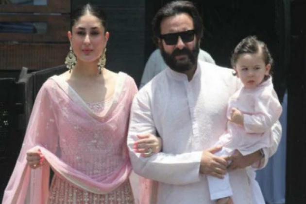 Saif Khan Leaves Secret Messages For Kareena Kapoor Khan, Sara Ali Khan, Ibrahim And Taimur On Social Media