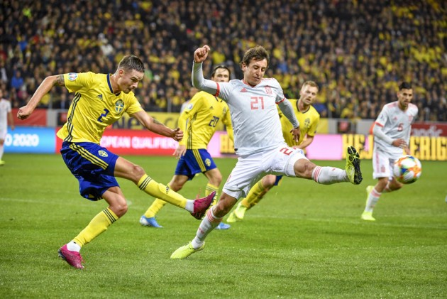 Spain Qualify For Euro 2020 With Late Sweden Draw, Beaten Ireland Forced To Wait